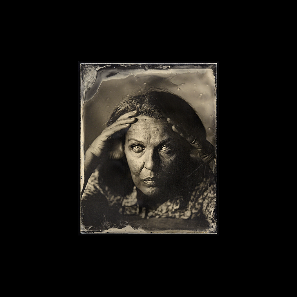 wet plate collodion portraits